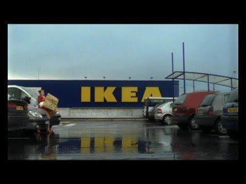 """Pub Ikéa """"Démarre la voiture !!!"""""""