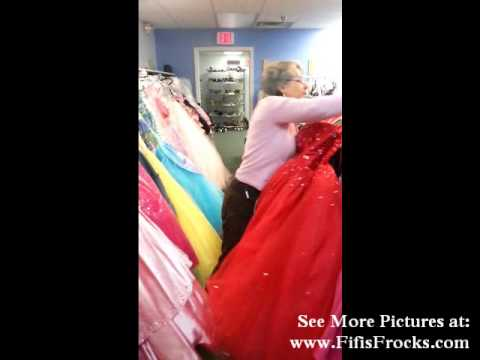 Fifi\'s Frocks & Frills - Albany, NY - Prom Dress Samples - YouTube