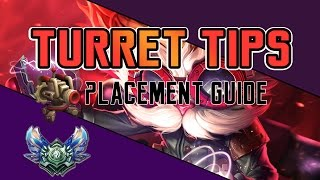 League of Legends - EPIC HEIMERDINGER GUIDE | TURRET TIPS