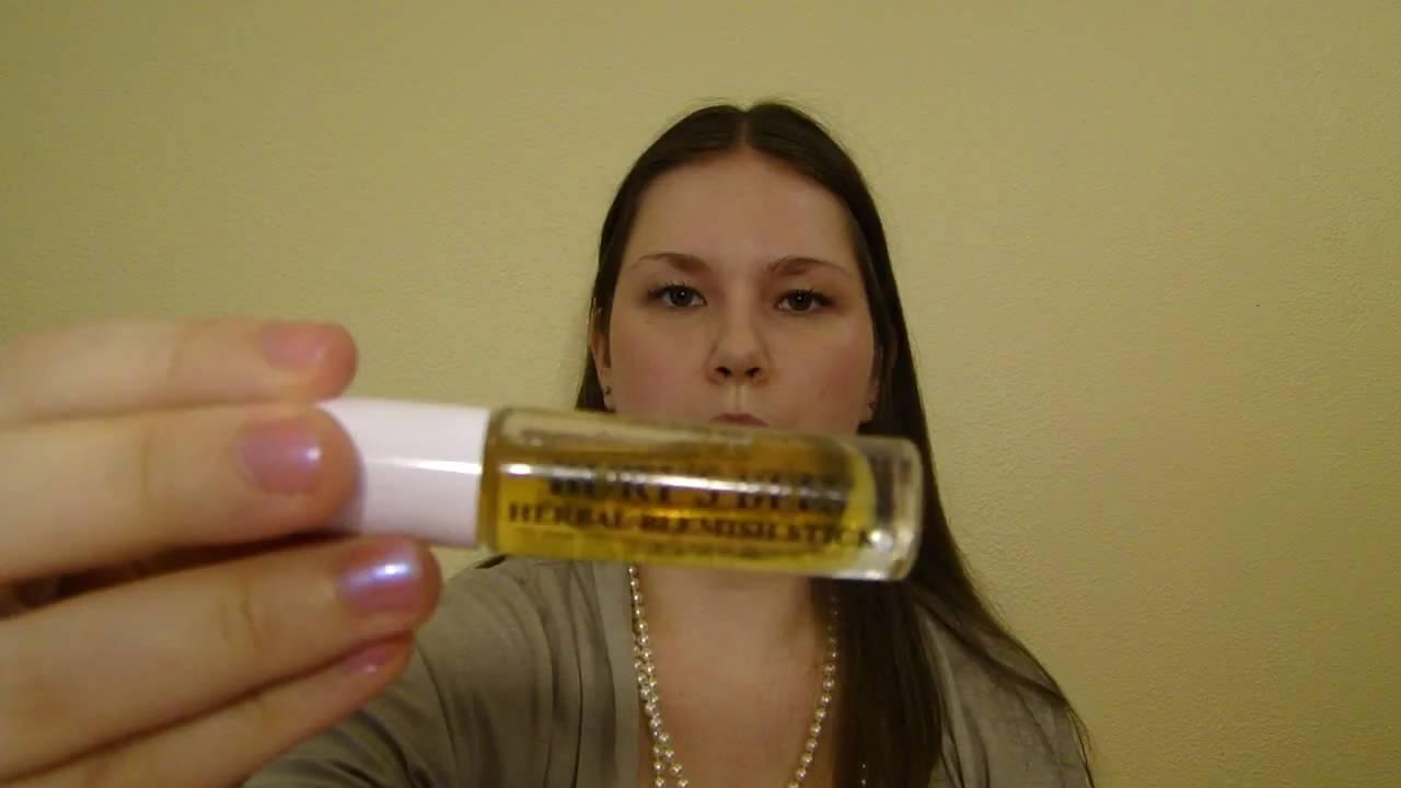 image rekomendasi burt face oil