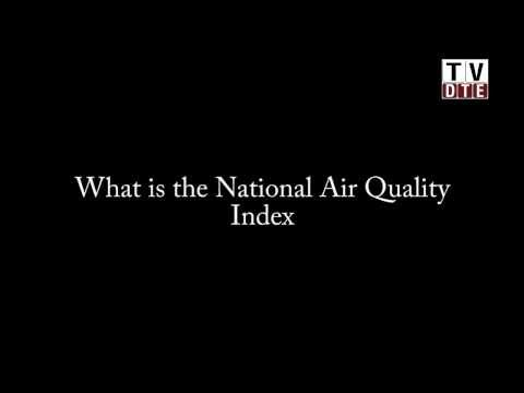 India's National Air Quality Index