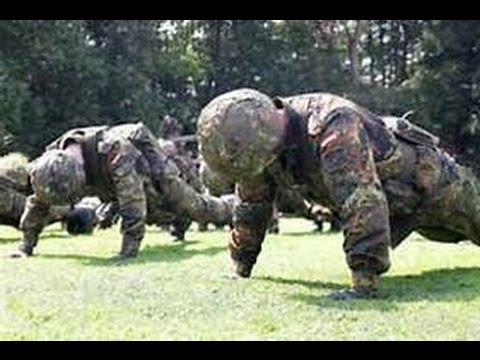 ARMY Basic Training US (Boot Camp) Military preparation- How to train for the Army