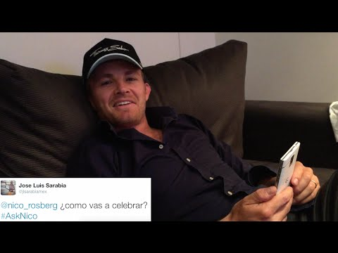 Nico Rosberg: Post Race Video Q+A Spain GP 2015