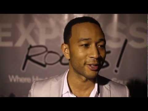 Express Rocks: Chicago 2011 With John Legend