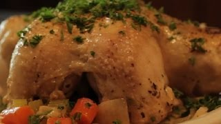 Pressure Cooker Chicken
