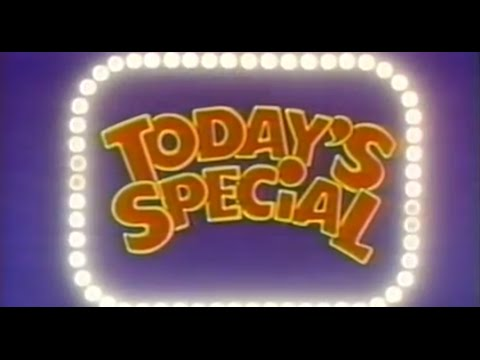 """TODAY'S SPECIAL - Episode - """"Fun"""""""
