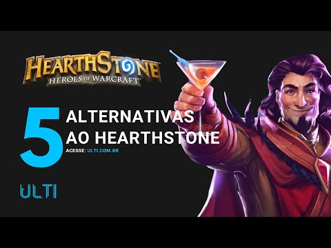 5 Alternativas ao Hearthstone