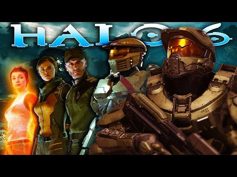 Halo 6 - What if Master Chief MEETS Spirit of Fire crew?! EPIC Halo 6 Climax!