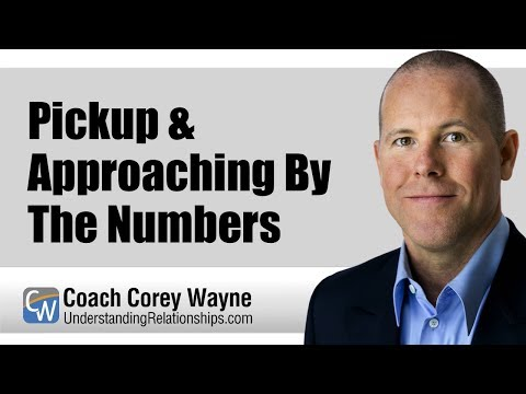 Pickup & Approaching By The Numbers