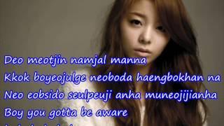 Ailee  I