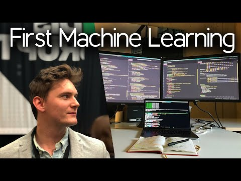 Software Engineering Student Journey - First Machine Learning (part 3)