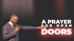 Emmanuel  Makandiwa: A Prayer for Open Doors