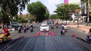 Talk Fusion Indonesia Grand Launch  Luxury Car Parade II