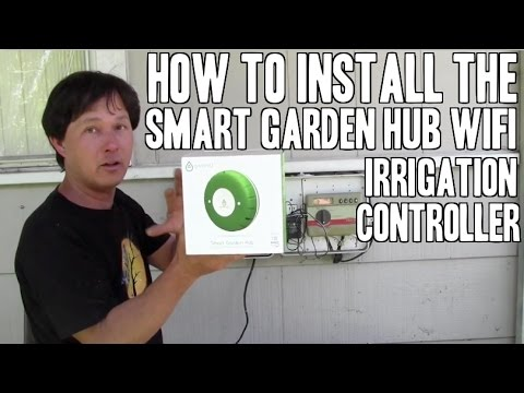 How to Install the Green IQ Smart Garden Hub WiFi Irrigation Timer Review