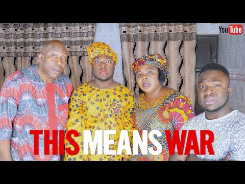 AFRICAN HOME: THIS MEANS WAR