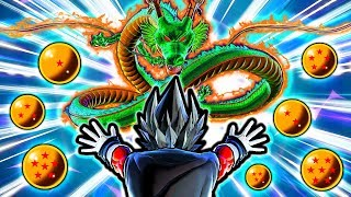 THIS NEW VEGITO SUMMONS SHENRON IN COMBOS! Dragon Ball Xenoverse 2 Vegito Custom Skills & Moveset