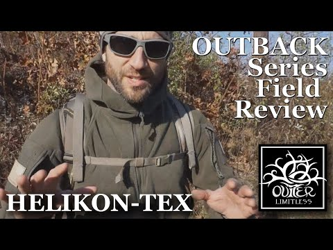 High Performance Technical Outerwear: Helikon-Tex Outback Collection Field Review
