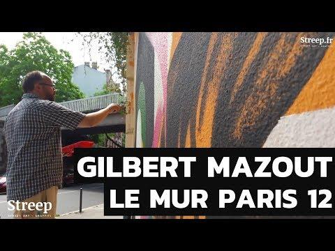 Street art à Paris : nouveau mur pour les artistes à Paris 12