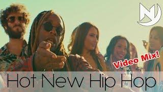 Hot New Black / Hip Hop Rap Trap & RnB Mix | Best New Club Dance Music #18🔥