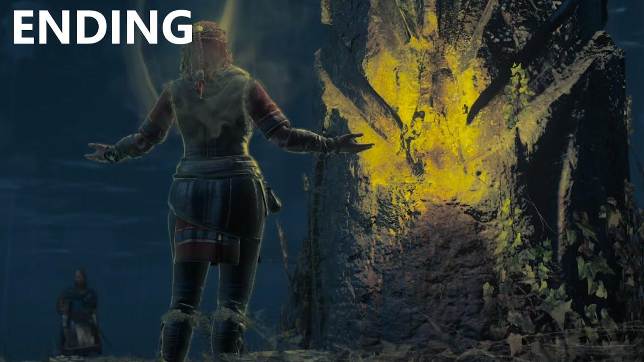 ASSASSIN'S CREED VALHALLA WRATH OF THE DRUIDS ENDING / FINAL BOSS Walkthrough gameplay part 13