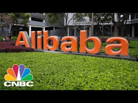 Alibaba To Host First Small Business Event In The US | CNBC
