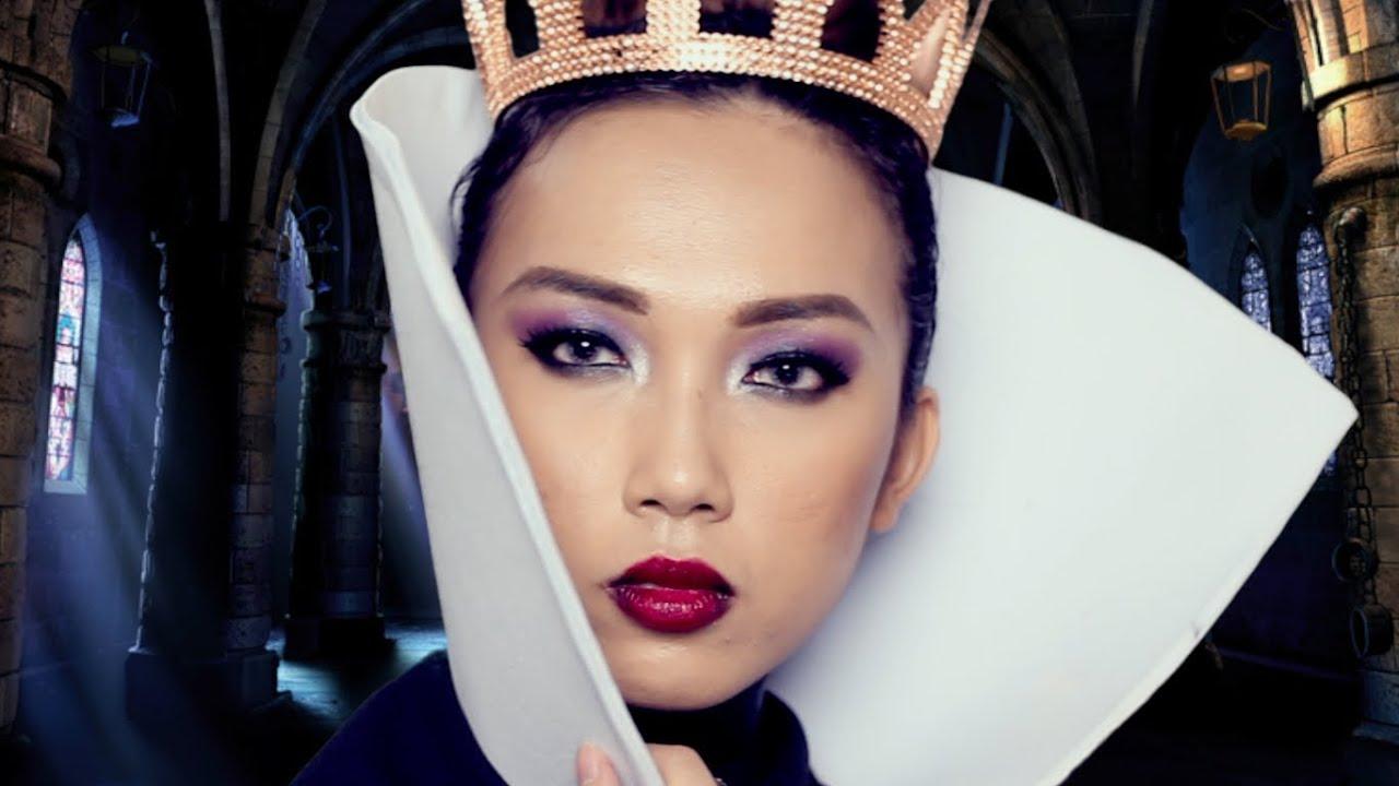 evil queen makeup - HD1366×768