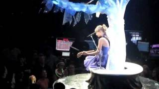 taylor swift covers Stay(i missed you) and A Sorta Fairytale Live hd