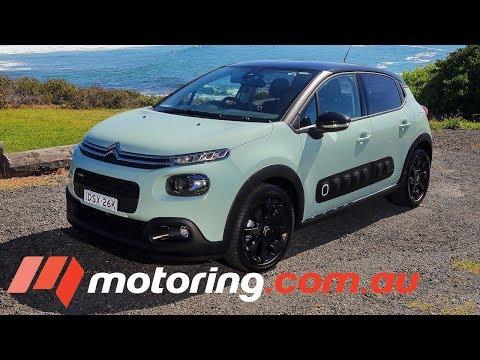 2018 Citroen C3 Review | motoring.com.au