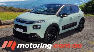 2018 Citroen C3 Review | motoring.com.au