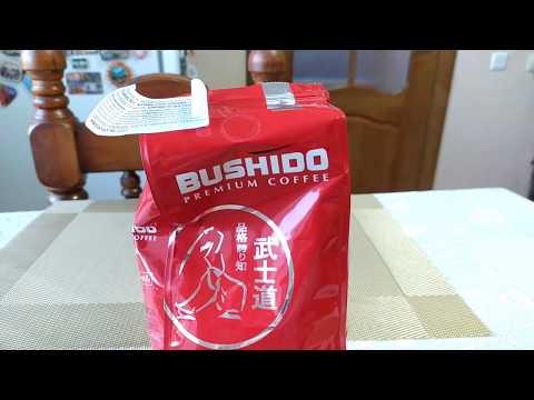 Кофе Bushido Red Katana в зёрнах
