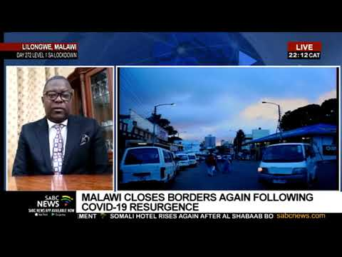 Malawi closes its borders for 14 days after coronavirus resu