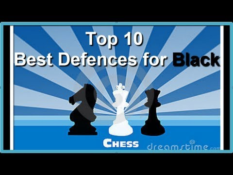 Top 10 Best Chess Openings For Black : Chess Statistics For Beginners