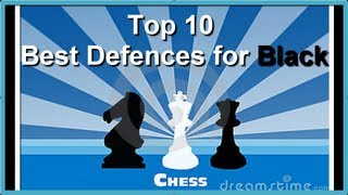 Top 10 Best Chęss Openings For Black : Chess Statistics For Beginners