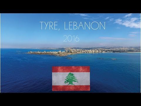 This is how we jingle, Christmas 2016 Tyre, Lebanon.