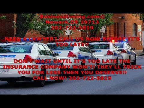 DE Personal Injury Lawsuit | Bear DE Car Accident Lawyers | Car Accident Attorneys Wilmington DE |