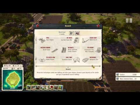 Tropico 5 - Sandbox Tiny Island, Hard - Part 4 Dancing on the Ceiling