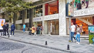 Walking in Nişantaşı ; Elegant Boutiques and Cafés of Istanbul