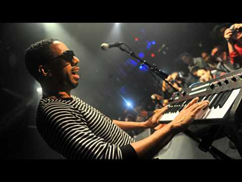Ryan Leslie - Maybachs & Diamonds (Instrumental)
