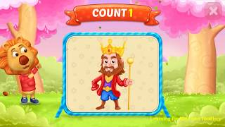 123 Numbers - Count & Tracing [Ages 8 & Under] - Android & Apple