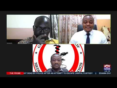 COVID-19: The ordeal of the health worker promises and failure - The Probe on Joy News (15-2-21)