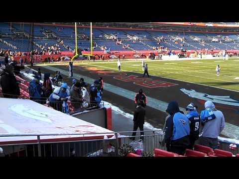 Mile High Stadium section 129