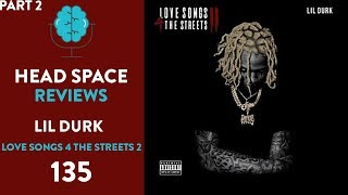 Lil Durk - Love Songs 4 The Streets 2 - First Reaction Album Review Part 2 Tracks 9-16