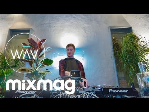 AMTRAC at WAV Media x Mixmag partnership launch
