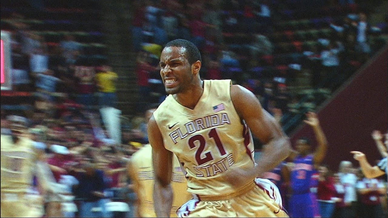 Michael Snaer's Florida State ALL 4 Game Winners