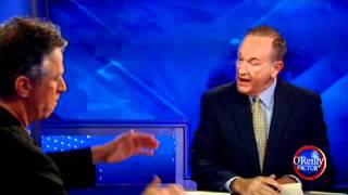 Part 1: Jon Stewart Goes Head-to-Head Bill O'Reilly