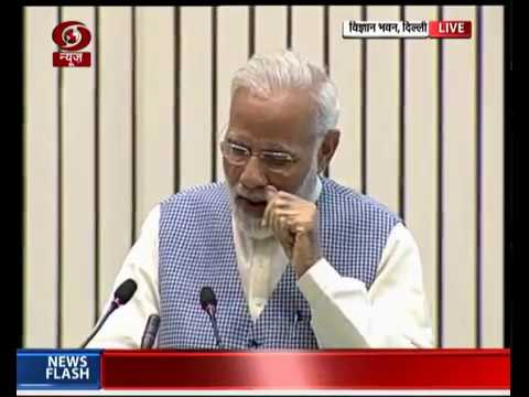 FULL SPEECH: PM Modi addresses gathering at the Golden Jubil