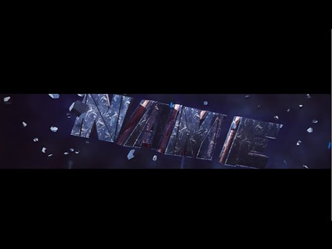Amazing 3D Sync Intro Template ( CINEMA 4D & AFTER EFFECTS)