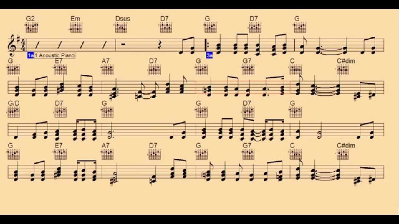 Attractive Red Piano Chords Component Song Chords Images Apa