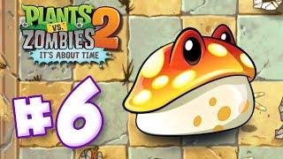 Toadstool!! - Plants Vs Zombies 2 Ep6