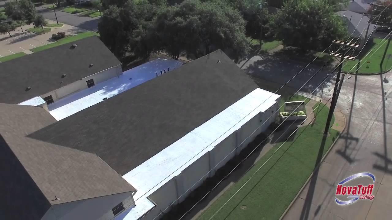 Nice NovaTuff Coatings Epoxy Roof Coatings
